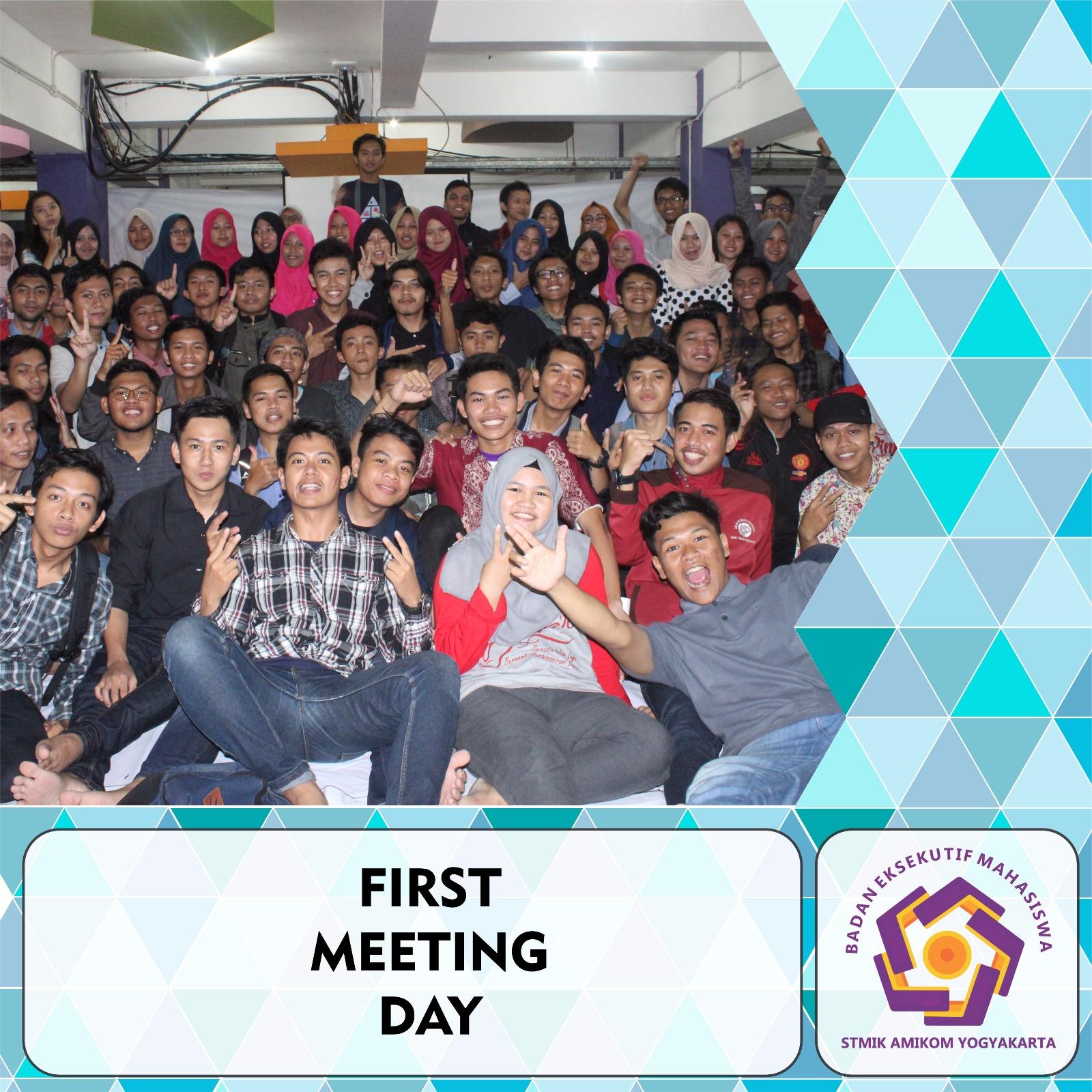 FIRSTMEET Badan Eksekutif Mahasiswa