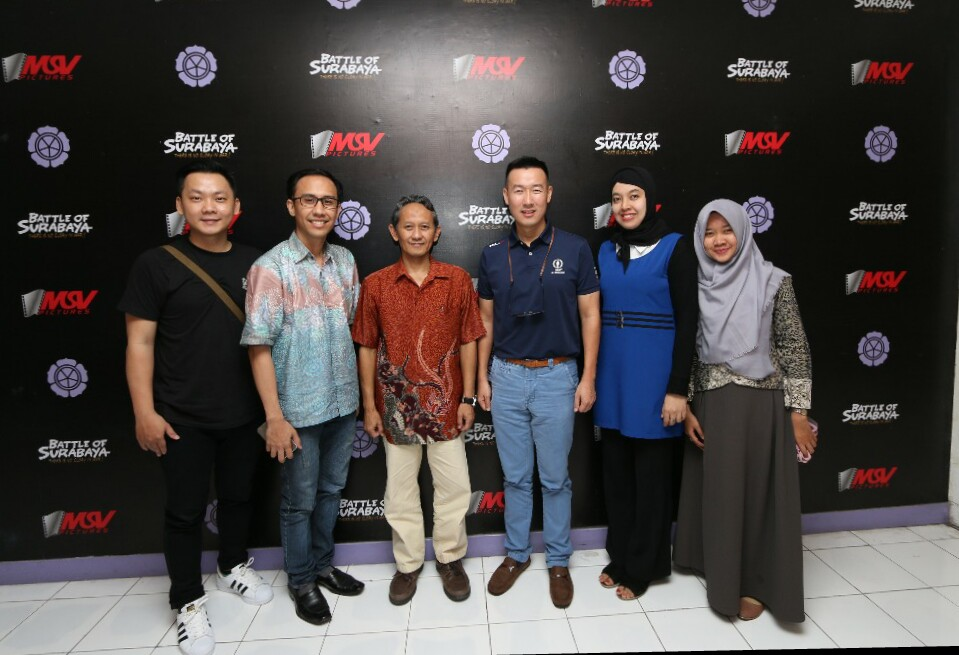Kunjungan Bos Lippo Group ke Universitas Universitas Amikom Yogyakarta