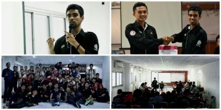 Musyawarah Tahunan XI Himpunan Mahasiswa Informatika (HMIF)