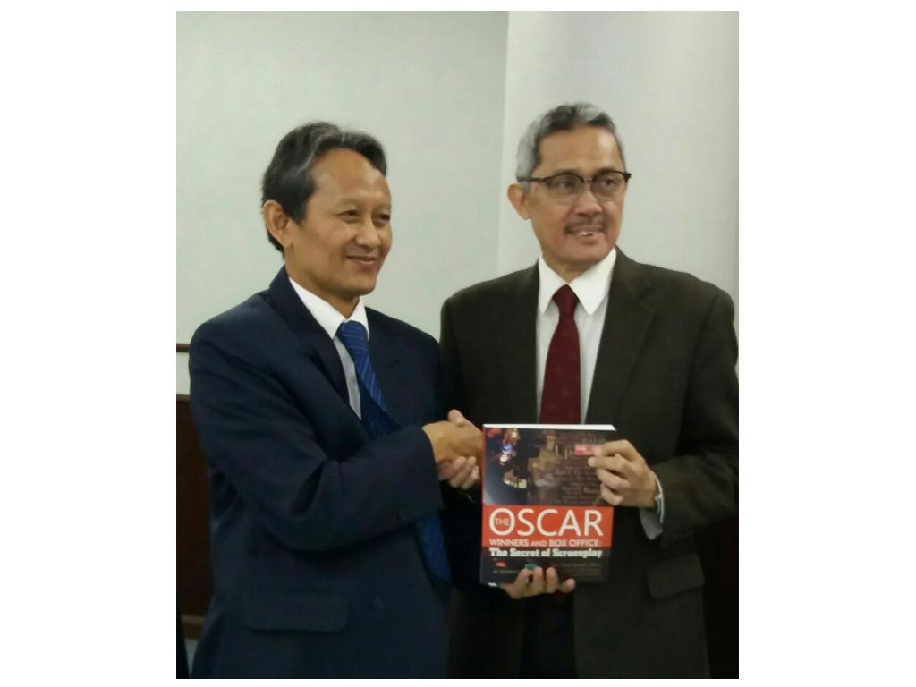 Tindak Lanjut Kerjasama antara Universitas Amikom Yogyakarta dengan Universiti Malaysia Pahang