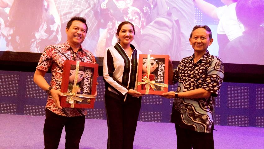 "Seminar Peluang Digital Kreatif Ekonomi Sektor Musik"""