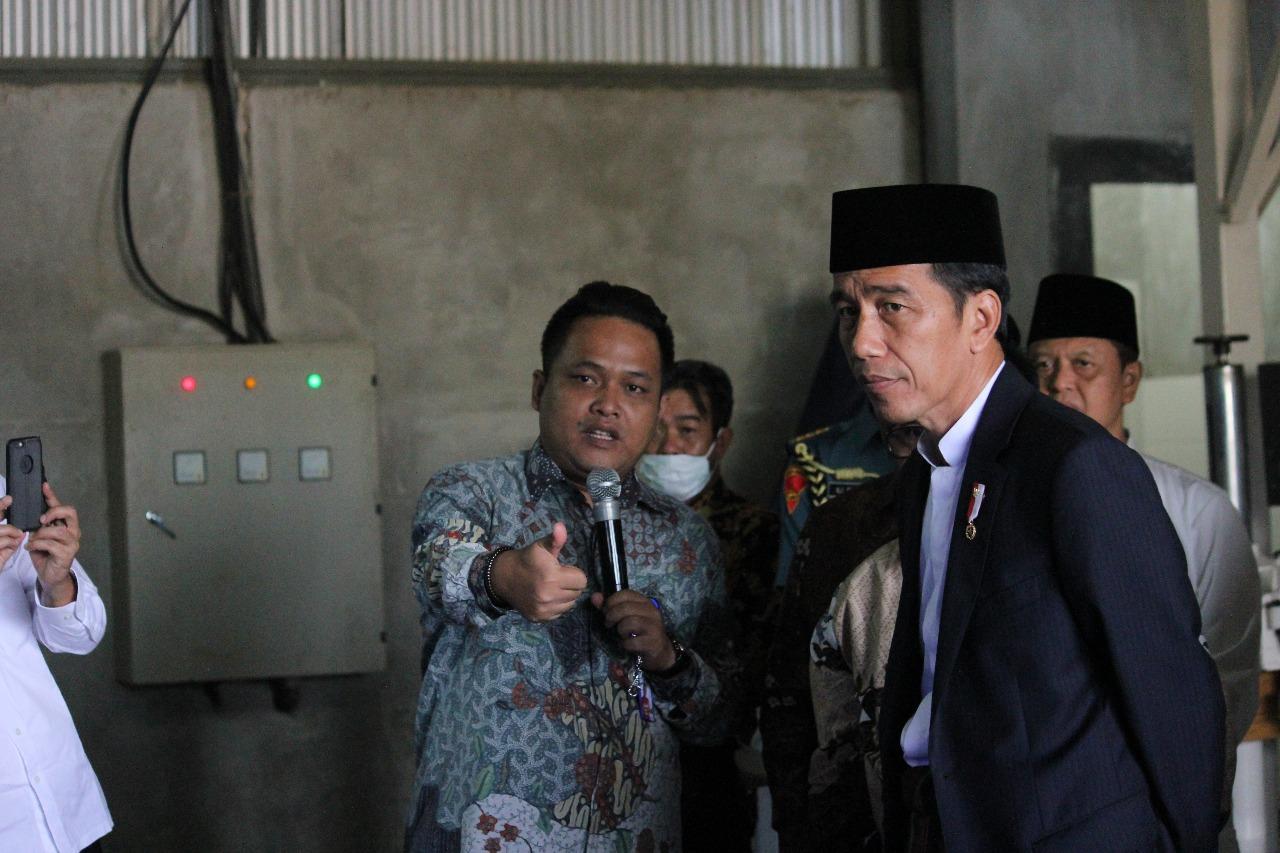 Teknologi di Balik Industrialiasi Padi yang dijadikan Contoh oleh Presiden Jokowi