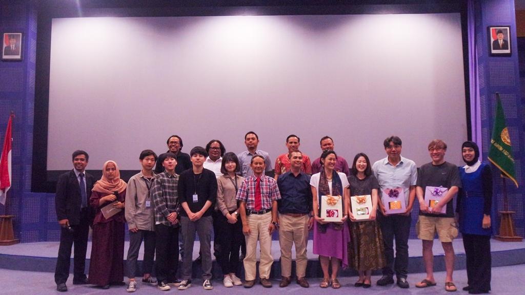 Seoul Institute of the Arts berkunjung ke Universitas Amikom Yogyakarta