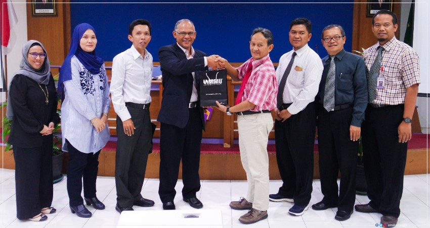Kunjungan Multimedia University Malaysia
