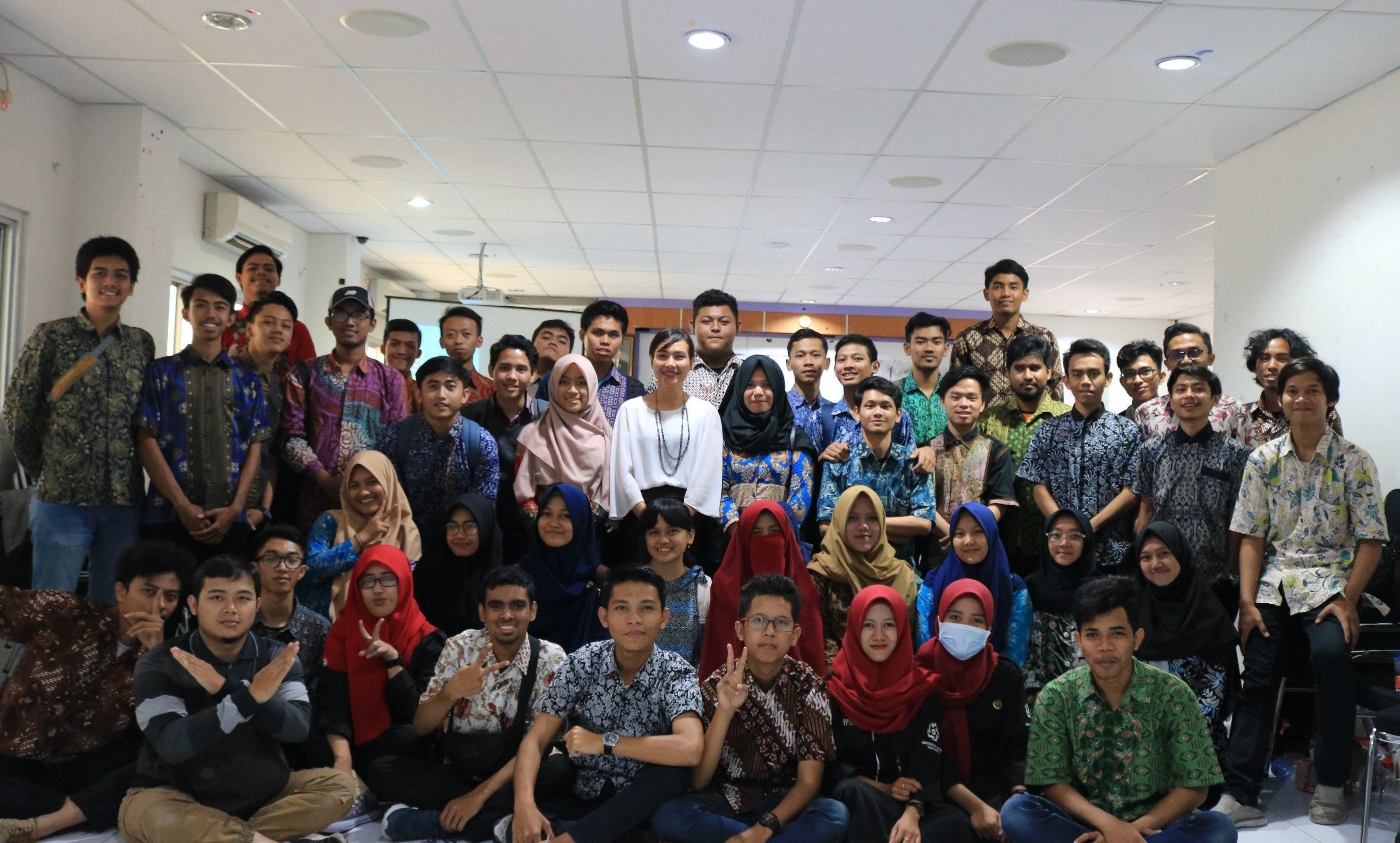 Public Speaking HMIF 2018
