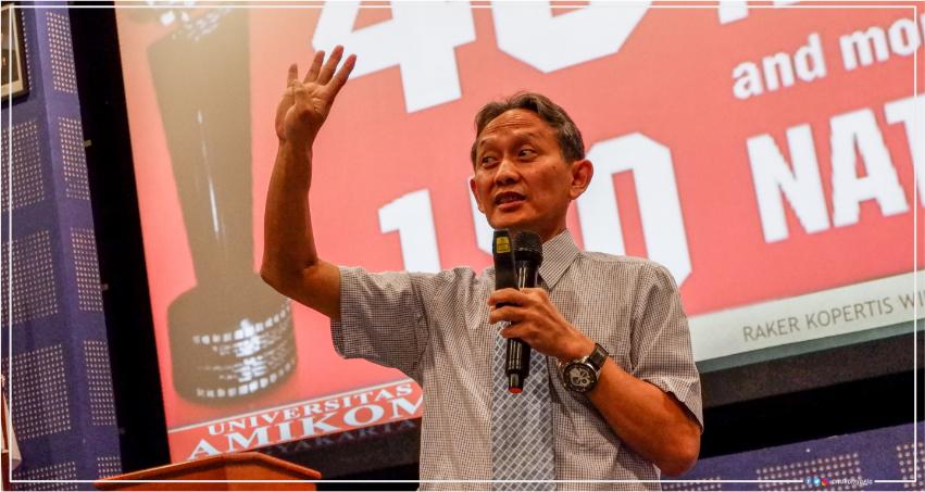 Open House bagi Orang Tua dan Wali dari Mahasiswa Baru Universitas Amikom Yogyakarta