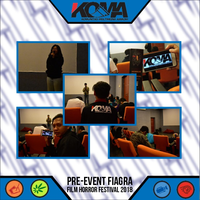 Pre-Event Screening Fiagra Horror Film Festival 2018