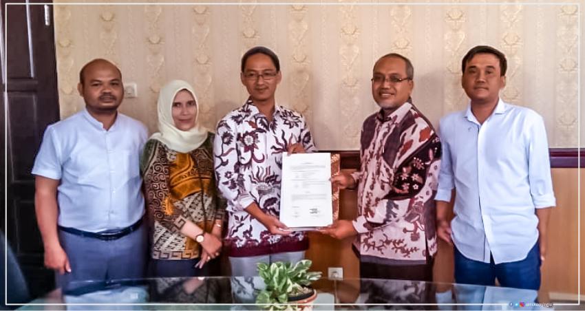 FES Universitas Amikom Yogyakarta melakukan Penandatanganan MoU dengan FISIP Universitas Brawijaya Malang
