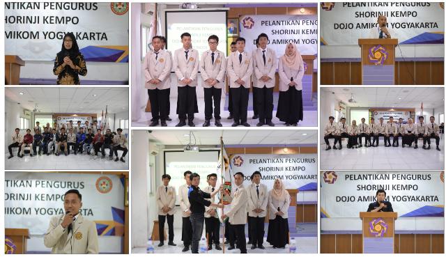 Pelantikan Pengurus Shorinji Kempo Periode 2018/2019