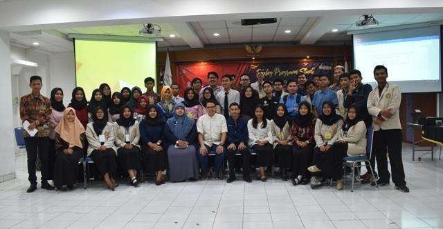 Dialog Program Study Himpunan Mahasiswa Manajemen Informatika dan Sistem Informasi