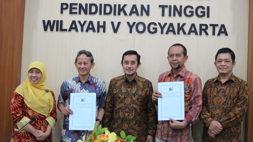 PJJ S2 MTI AMIKOM Resmi menjadi Program Studi PJJ S2 Informatika pertama di Indonesia